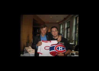 TURNS OUT ARAGORN IS A HABS FAN