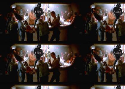 Vader Girl Does Mos Eisley Cantina
