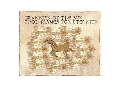 Medieval Solar Yak (the superior one)