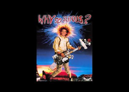 Why So (Yahoo) Serious?