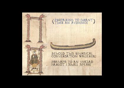 Medieval Chat Roulette
