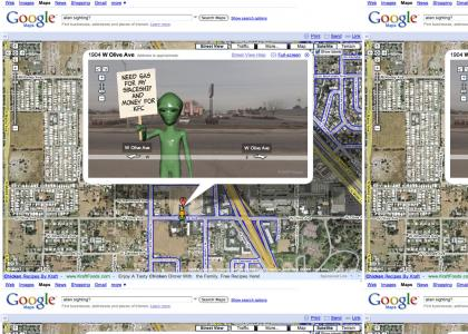 Aliens LOVE KFC