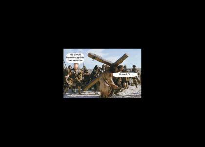Savior not Guaranteed
