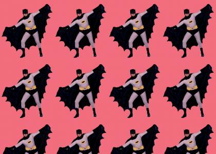 BATMAN SEIZURE HAPPY KAWAII DANCE TIME