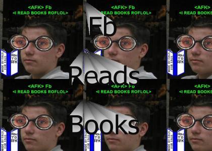 fb reads books lol