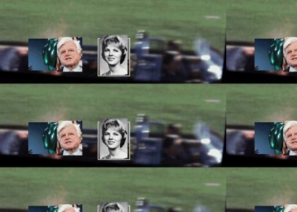 Ted Kennedy Died FatSpiracy