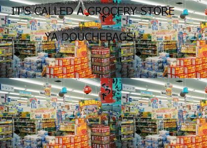 Dethklok debates Grocery stores