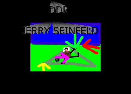 DDR Jerry Seinfeld