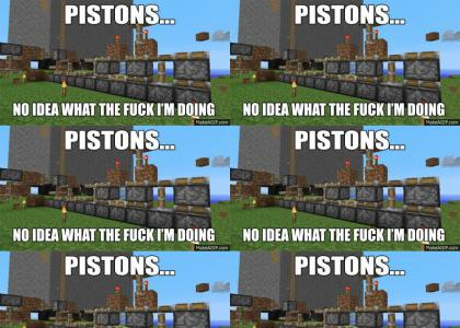 PISTONS ARE AWESOME