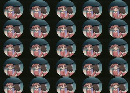 Azumanga Gundam 0079: Chiyo Rising