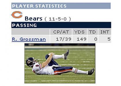 Bears Vs. Panthers