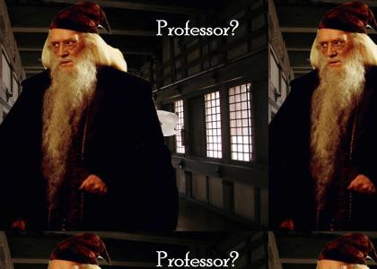 Marvin Killed Dumbledore