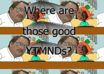 Family Guy sings about YTMND