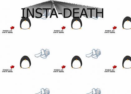 INSTA-DEATH!