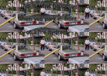 Fireman's Revenge!