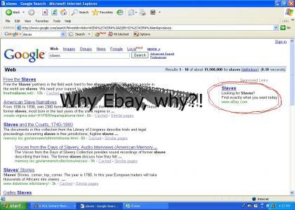 Why Ebay, why?!