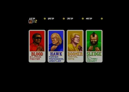 Hulk Hogan's Secret Video Game