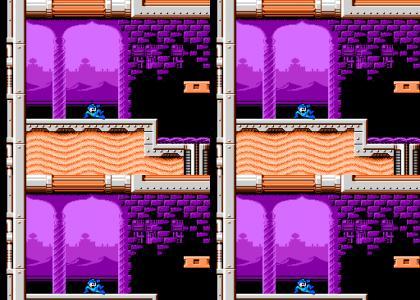 Mega Man 6 - Flame Man