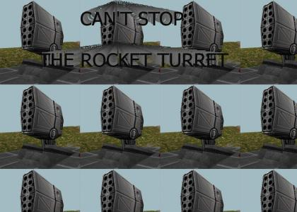 Rocket Turret