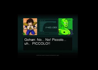 Metal Gear - Piccolo