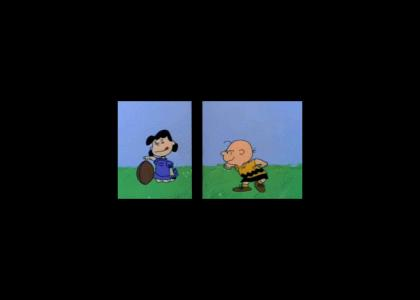 Lucy's a Sociopath, Charlie Brown