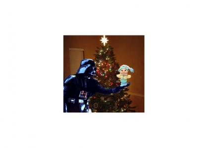 Vader gets a faulty gift