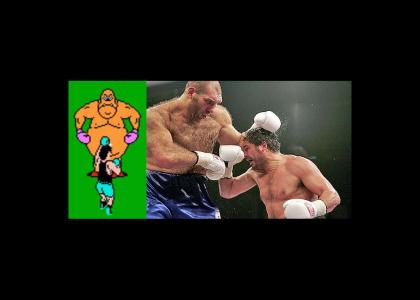 Punch-Out IS REAL!!!