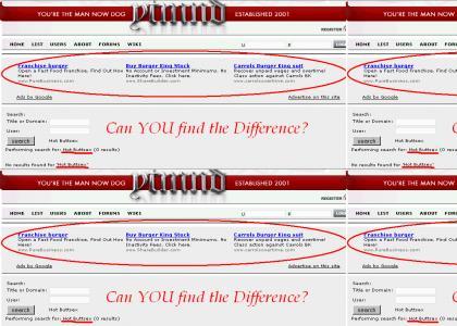 Google Ads Don't Like YTMND Search