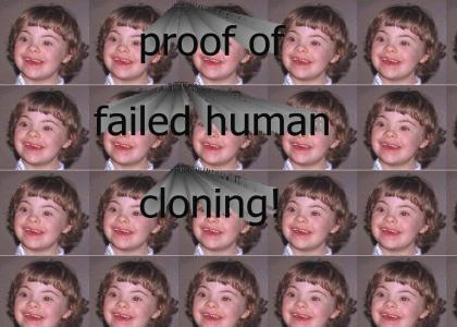 human cloning gone wrong