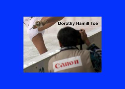 Camel Toe-lympics