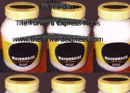 The Mayonnaise Song