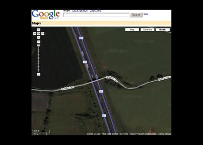 MORE GOOGLE MAPS FUN! (hybrid)