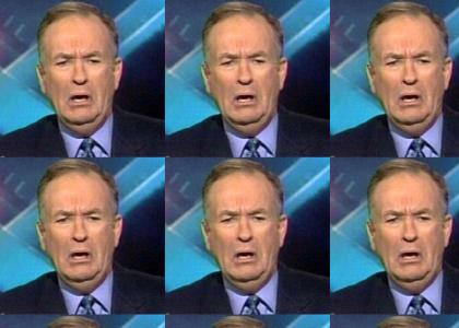 O'reilly hates the hippidy hop