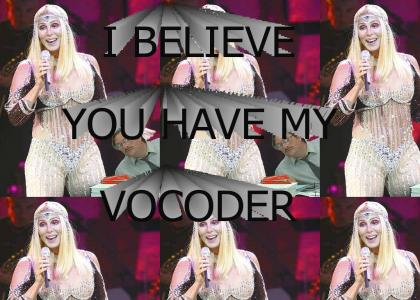 I Believe You Have My Vocoder?