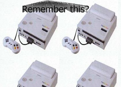 Nintendo Playstation!