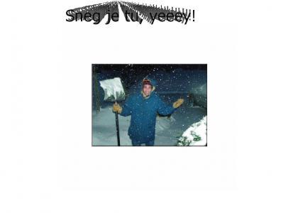 Jamie in zimske radosti