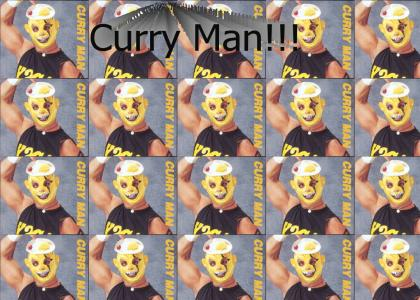 Curry Man is Cool!!!