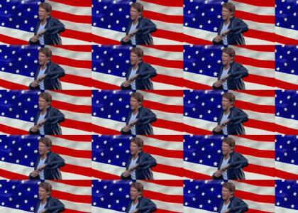 America (Hoff Yeah!)