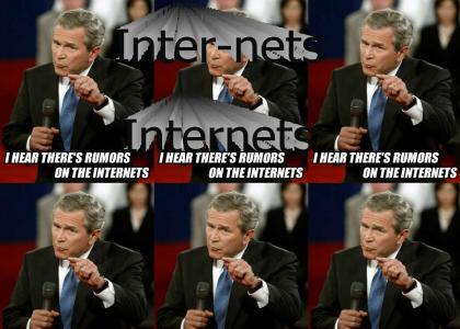 INTERNETS!
