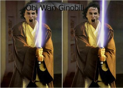 Obi Wan Ginobili