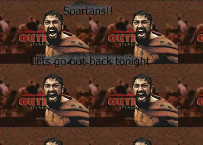300: Lets go outback
