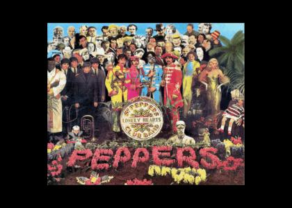 Sgt. PEPPERS' Lonely Hearts Club Band