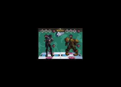 World of Warcraft DDR