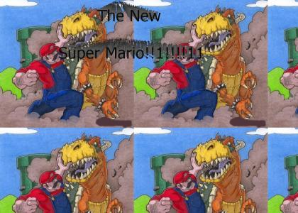 Super Mario Brothers, The Animated Series!!!1!!11