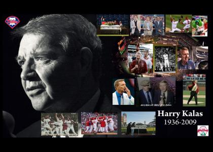 RIP Harry Kalas: The Voice of a City and Our Hearts