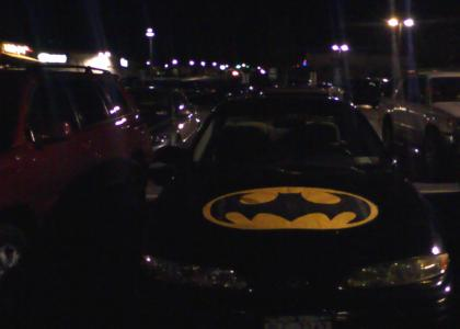 Epic Batmobile