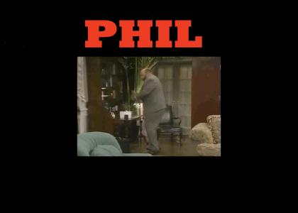 unclephilTMND - Phil the Vibrations