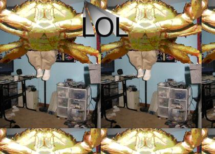 Giant Enemy Crab Copter