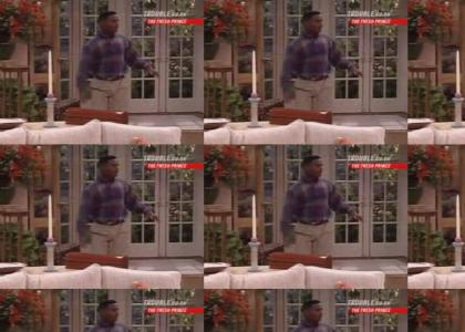 Carlton Dances and Sways