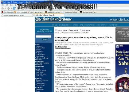 Congress Gets Free Pron?!(sfw)